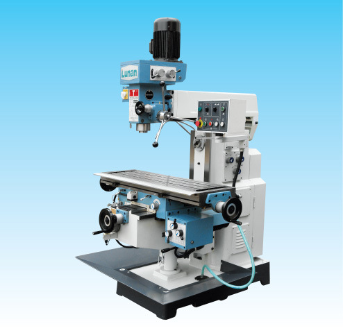 china universal horizontal vertical milling machine