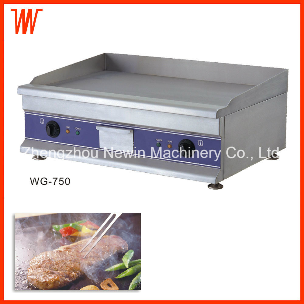 Stainless Steel Commercial Electric Griddle