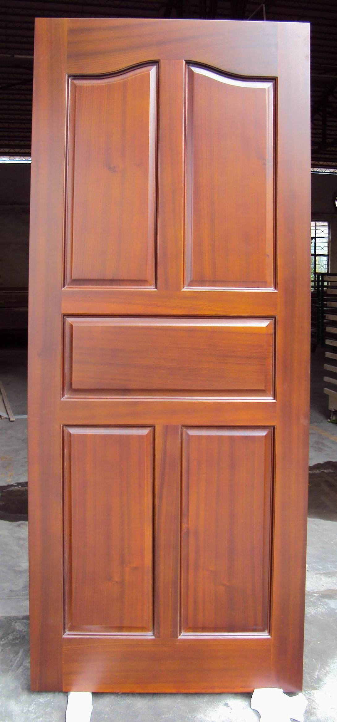 Teak wood doors crowdbuild for for Hardwood doors