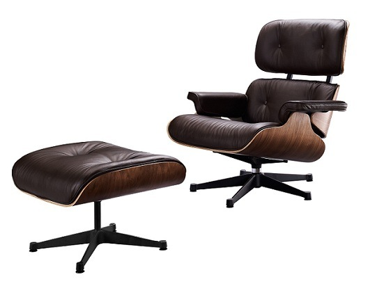 China Eames Lounge Chair and Ottoman China Eames Lounge Chair and Ottoman