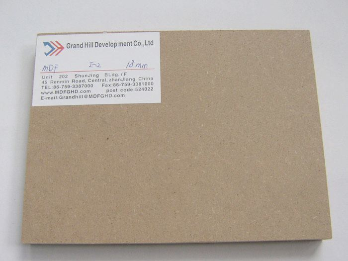Medium Density Board ~ China medium density fiber board