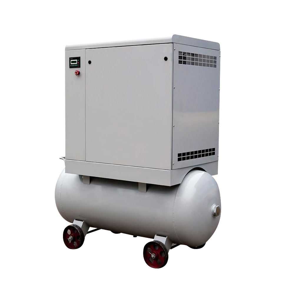 10HP Screw Compressor with Air Receiver