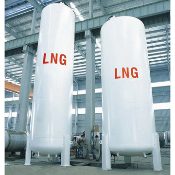 Liquefied Natural Gas How Is It Made