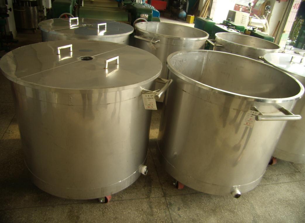 Steel Mixing Tank (200L)