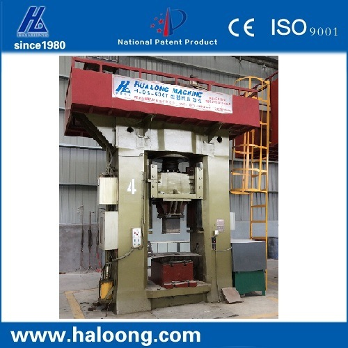 Labor Saving High Effficiency Refractory Products Press Machinery