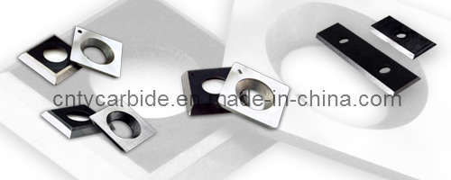 Tungsten Cemented Carbide Woodworking Reversible Knives Planer Blades