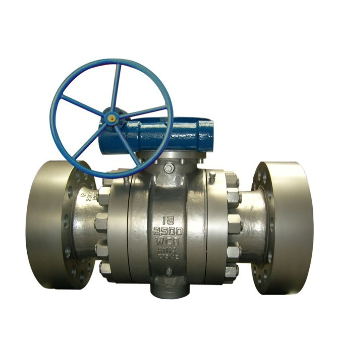 China high pressure ball valve q f