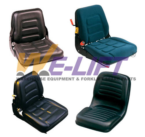 Forklift Seats Product : China forklift seats parts