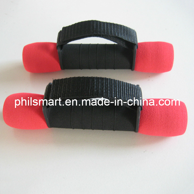 Portable Foam Grip Soft Dumbbells