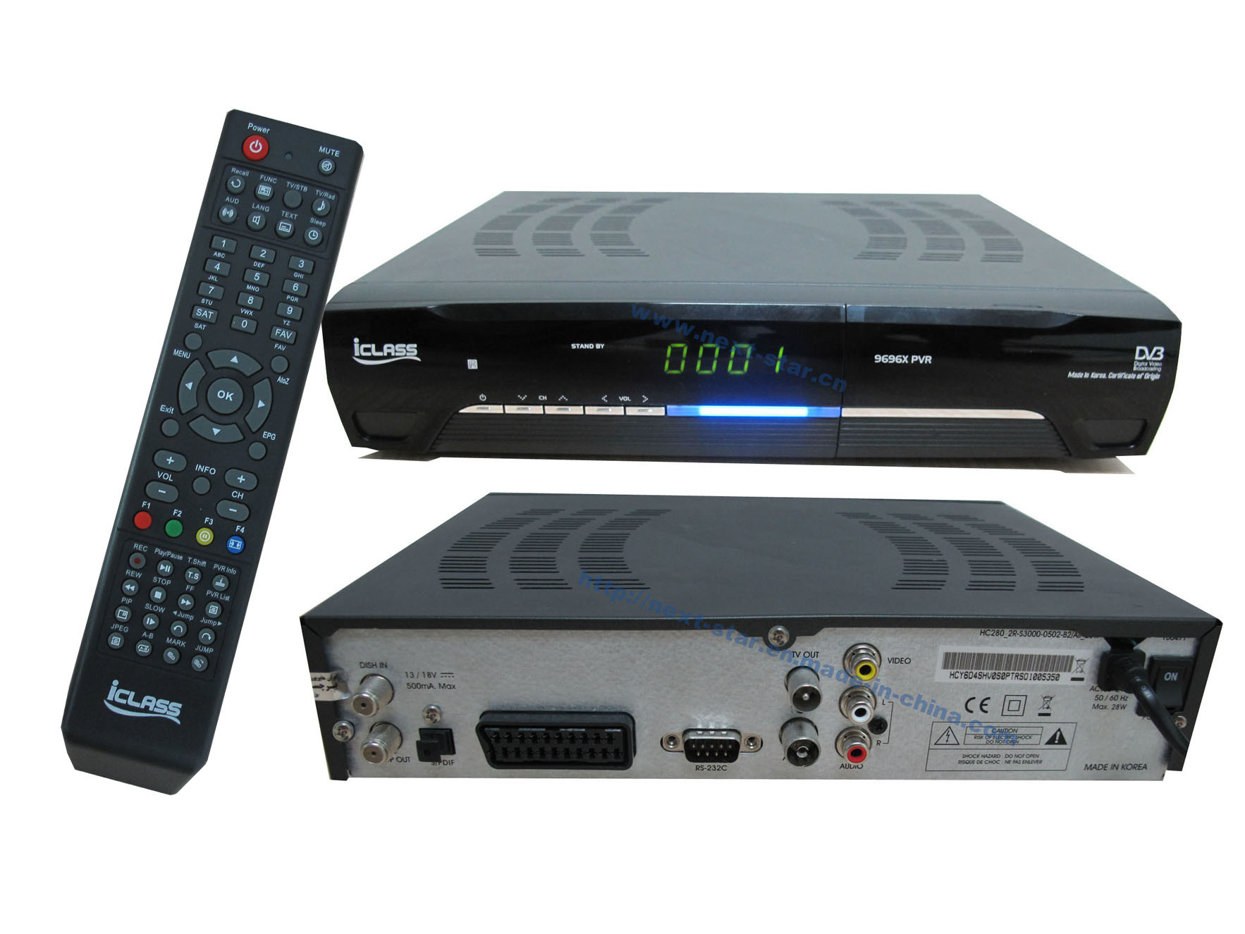 upgrade receiver iclass 9696x pvr free download