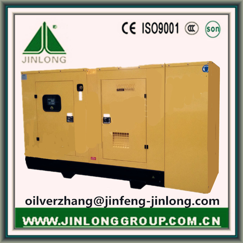 2017 New Low Price 250kVA Deutz Diesel Generator Silent Type