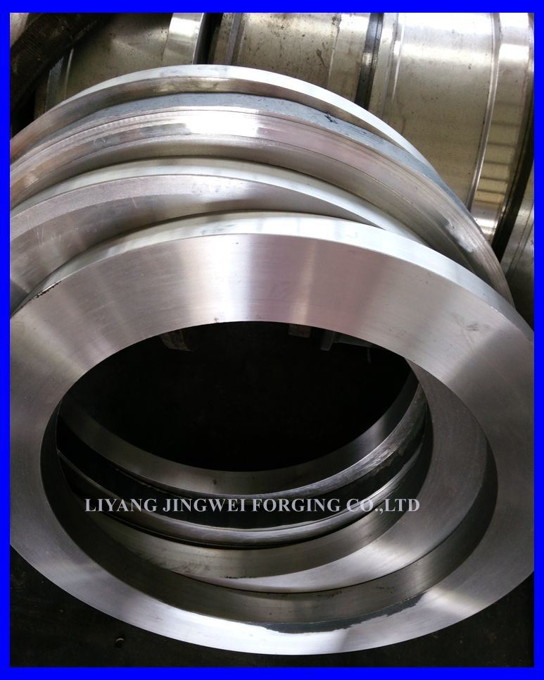 Rolled Forging Gears/ Forged Ring Rolling