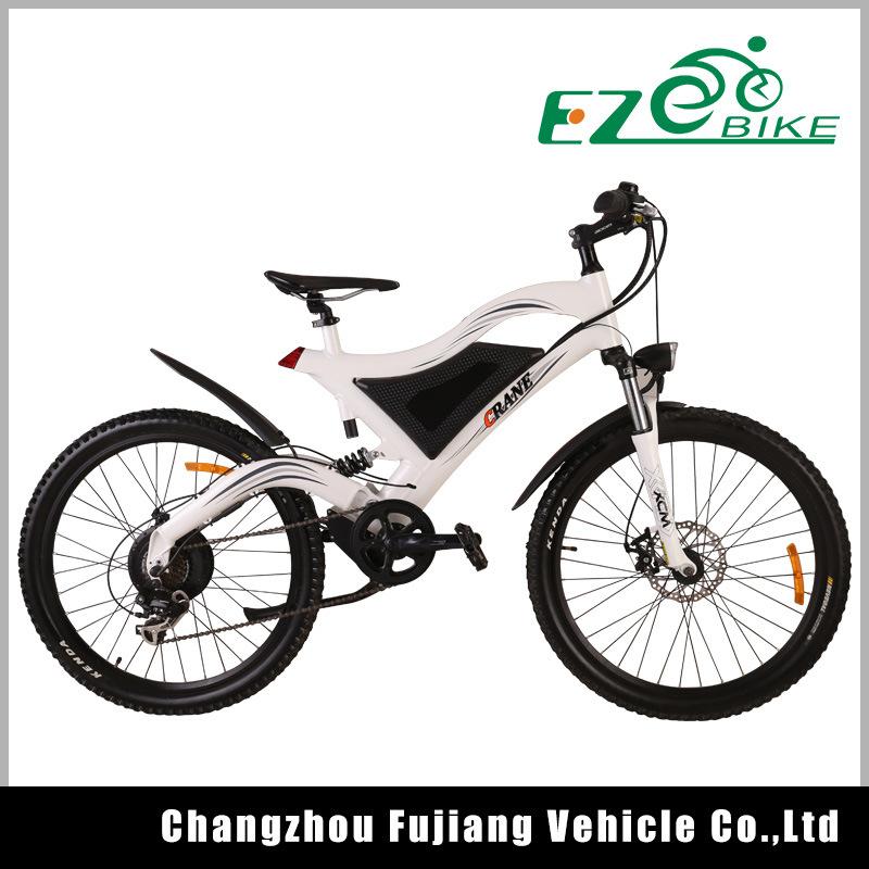 Cheap Mountain Electric Bike with En15194
