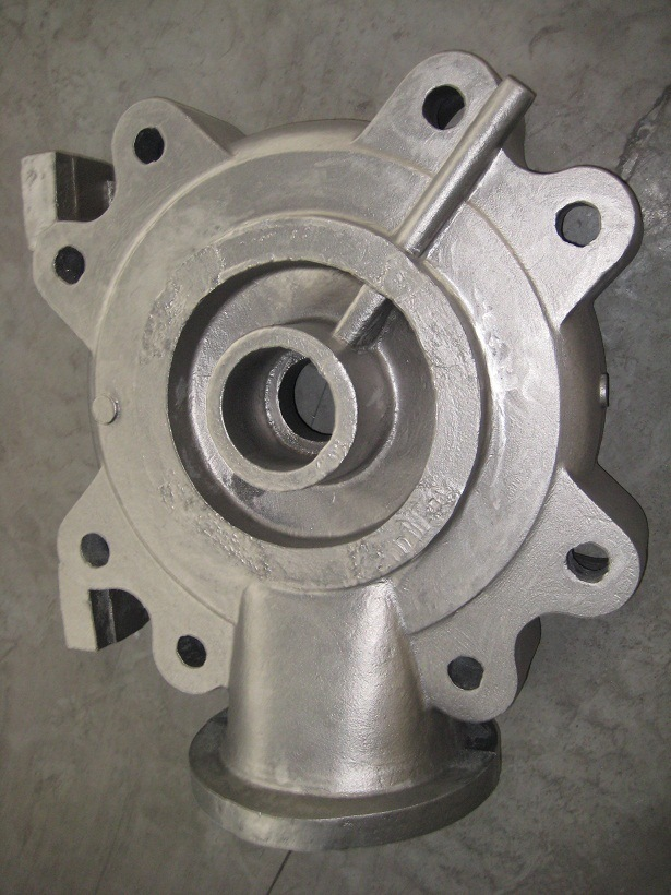 OEM High Quality Sand Casting Valve and Pump Parts Casting