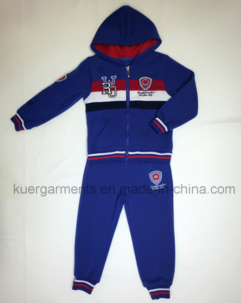 Kids Boy Sportswear Suit in Children Clothes