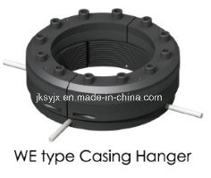 We Type Casing Hanger for Wellhead