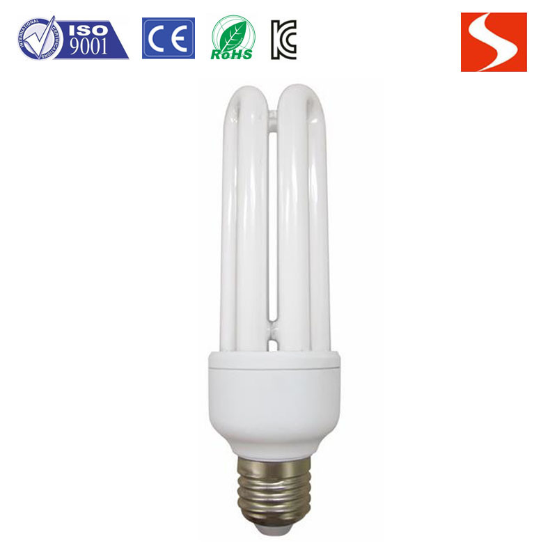 3u 25W Energy Saving Lamp, Compact Fluorescent Lamp CFL Bulbs