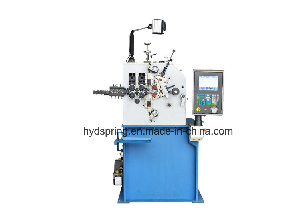220 Spring Compression Machine & Spring Machine with Two Axis