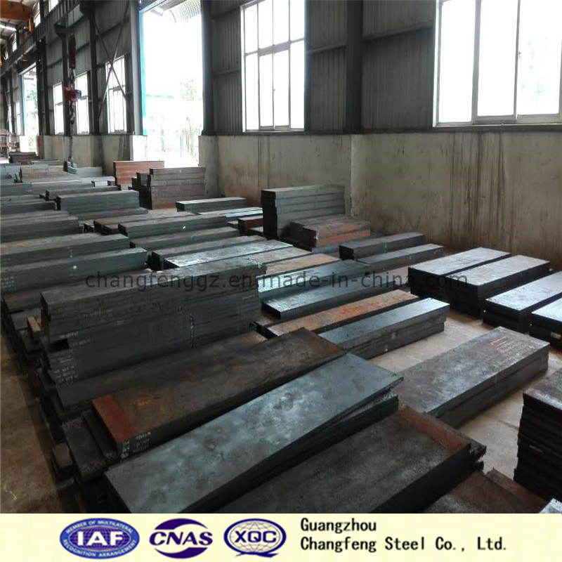 Hot Work Mould Steel L6/1.2713/Skt4/5CrNiMo