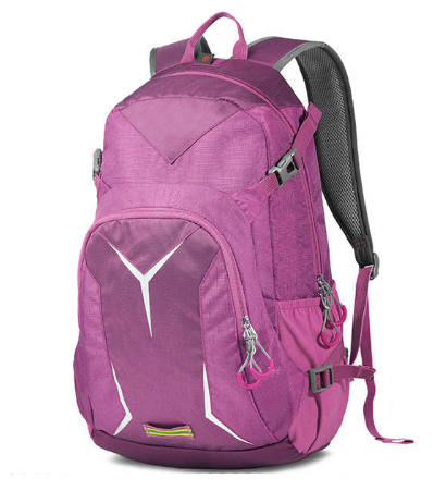 Customization! ! Top Selling Cheapest Pink School Backpack Cool Mesh Backpacks Bags Yf-Sb1608