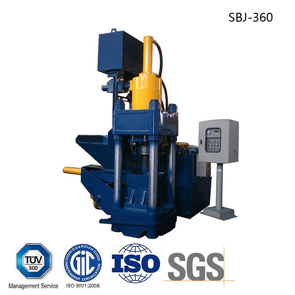 Briquette Machine Press Scrap Metal Hydraulic Machine-- (SBJ-360)