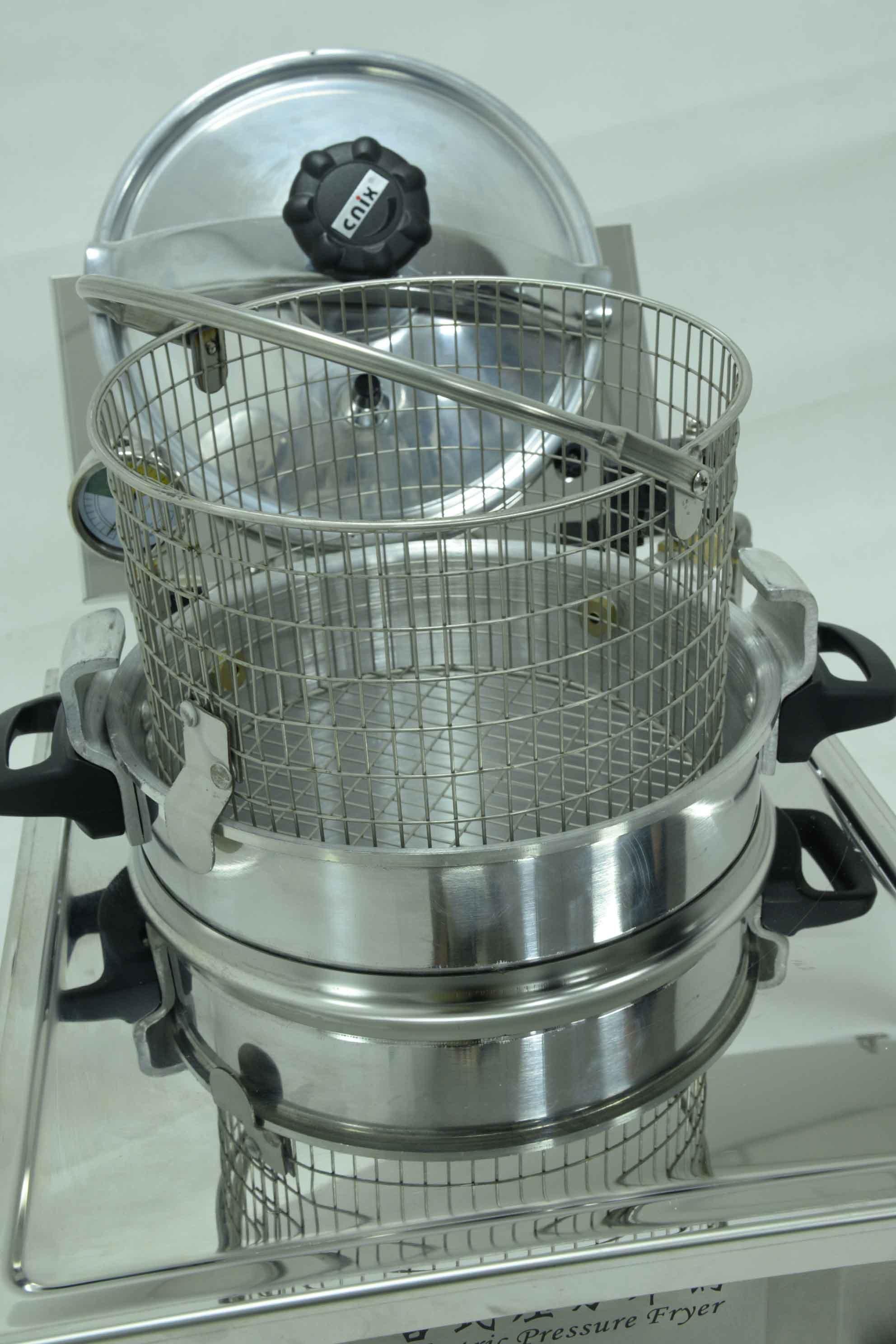 Mdxz-16 Electric Turkey Fryer, Commercial Chicken Pressure Fryer