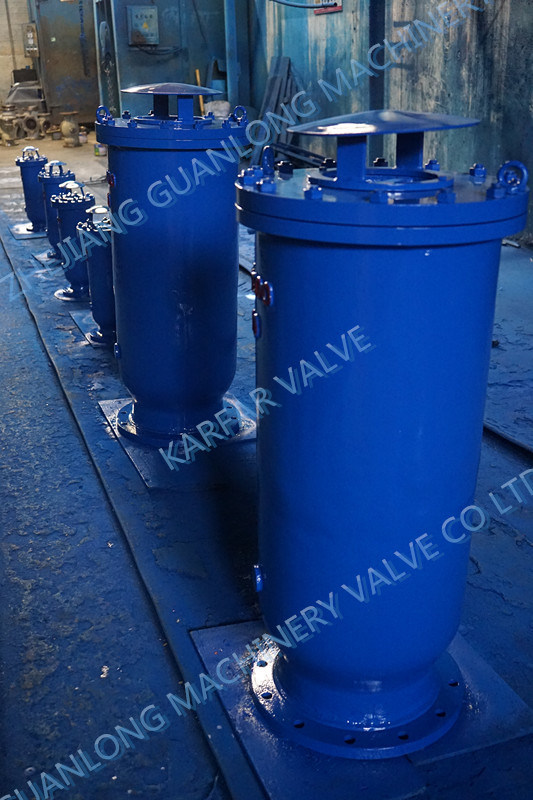 Sewage Use Combined Type Vacuum Breaker Suction Air Release Valve
