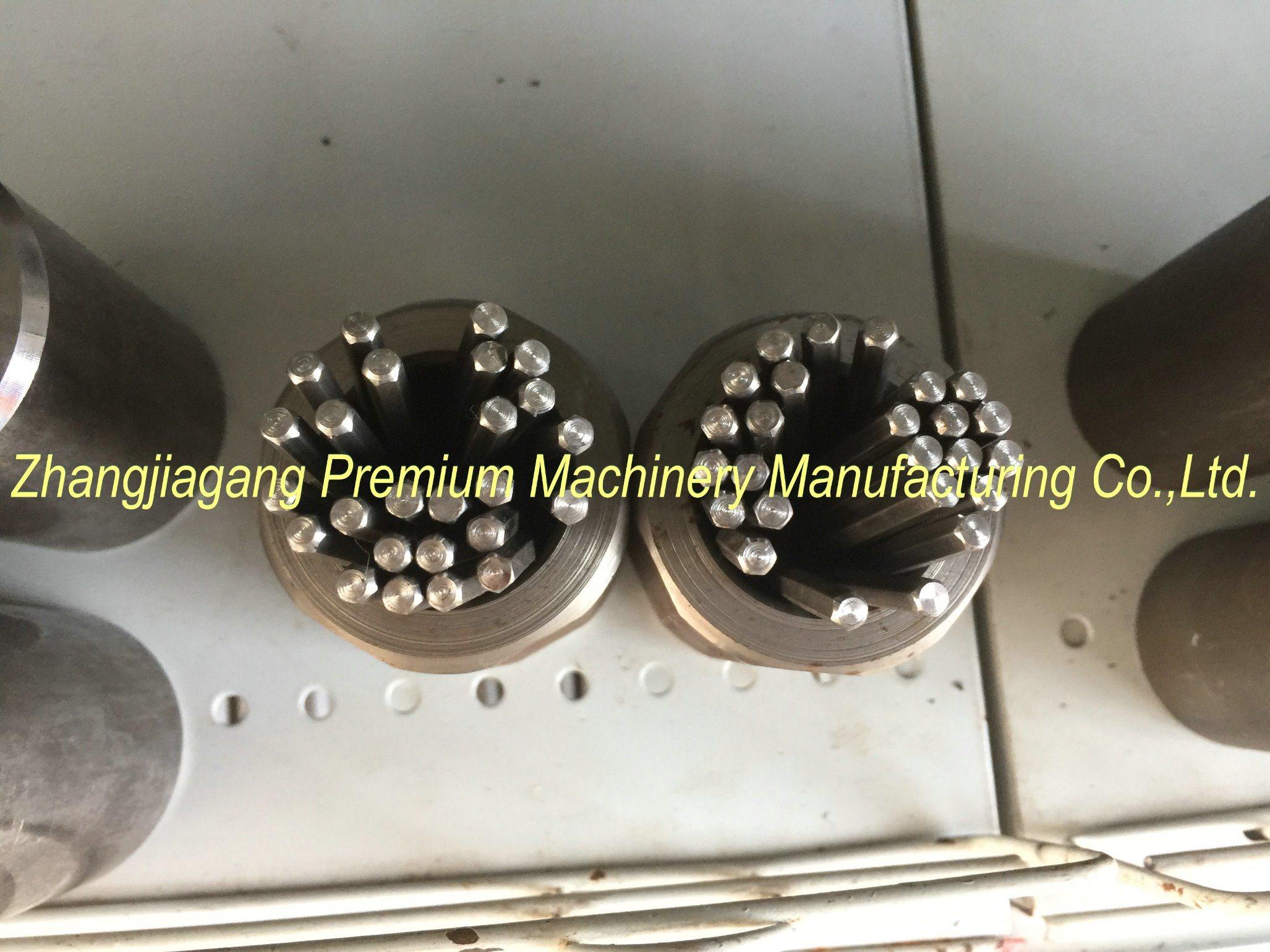 Mini Machine Plm-Fa40 Double Head Pipe Chamfering Machine