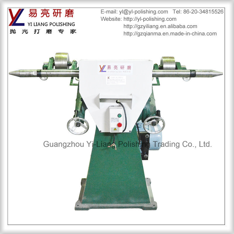 Copper Decoration Bars Grinding and Wire Drawing Machine