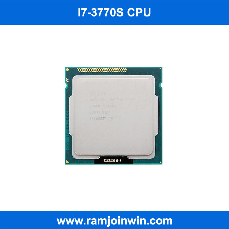 Factory for Sale 3.1GHz LGA 1155 Socket I7 3770 CPU