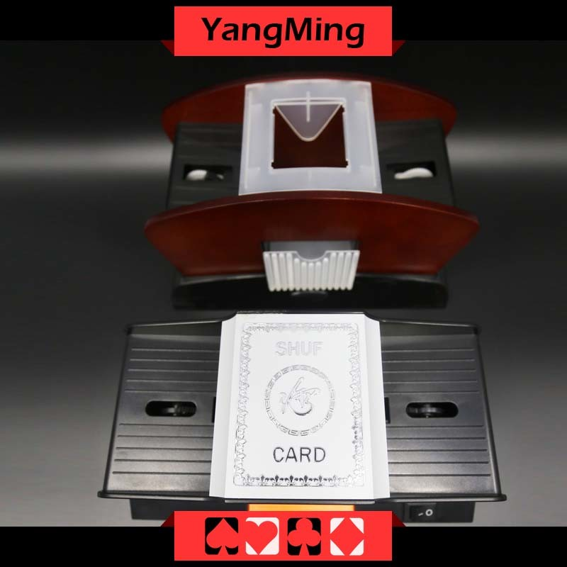 Casino Automatic Poker Card Shuffler (YM-CS03)