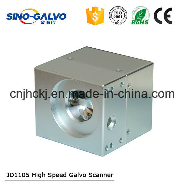 Light Weight High Speed Digital Jd1105 Galvo Head for Laser Marking Machine