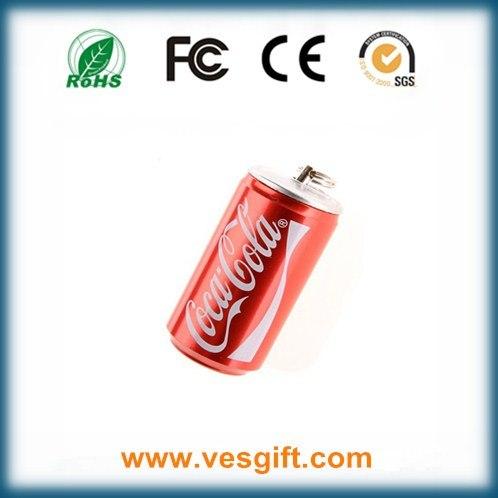 Promotional Gift Cocacola Bottle USB Memory Stick