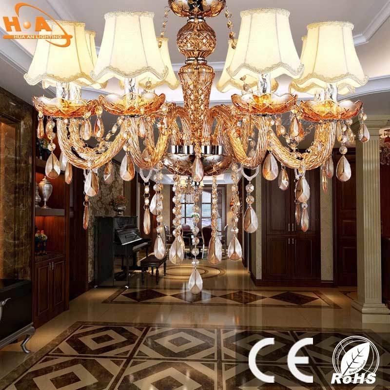 European Style Livingroom Chandelier Light Lighting
