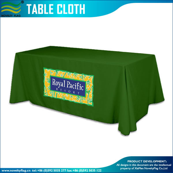 Customized Design Table Cover/Table Cloth/Desk Cloth (B-NF18F05021)
