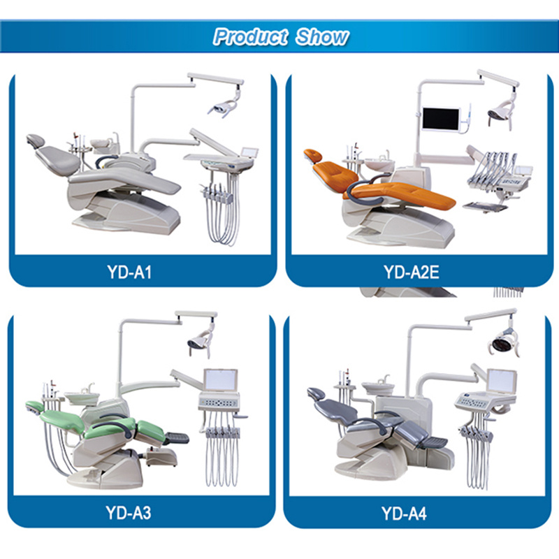 New Dental Chair Unit Ce