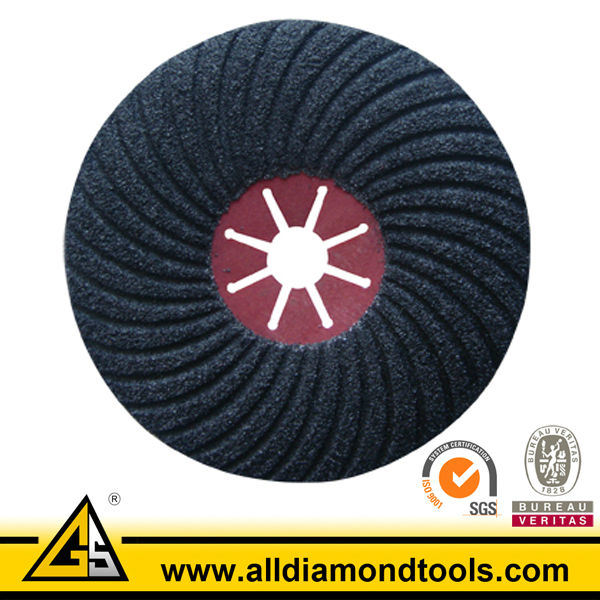 Silicon Carbide Semi-Flex Fibre Disc