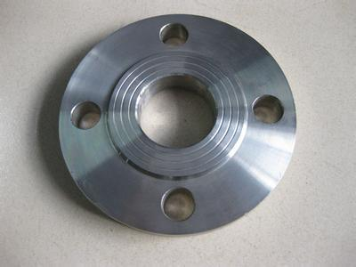 Custom Stainless Steel CNC Machining Flange