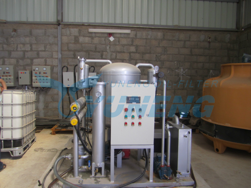 Used Turbine Oil Filter Machine