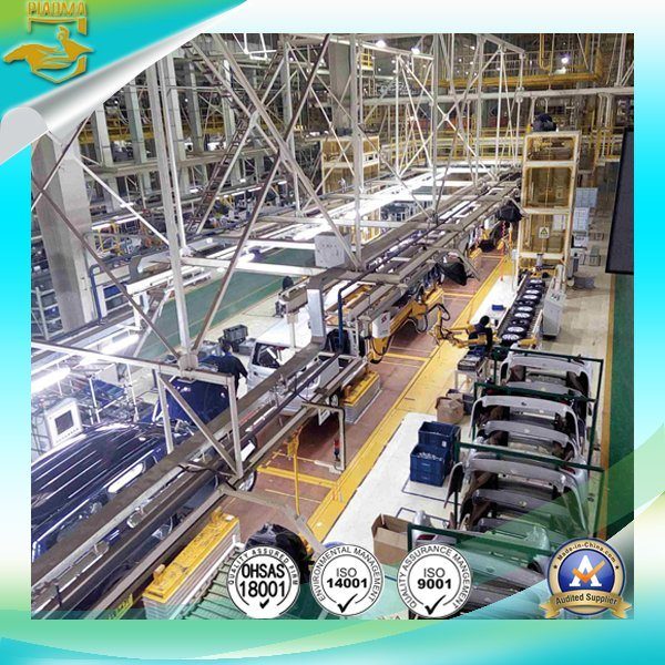 Coating Production Assemble Line for Baic Group