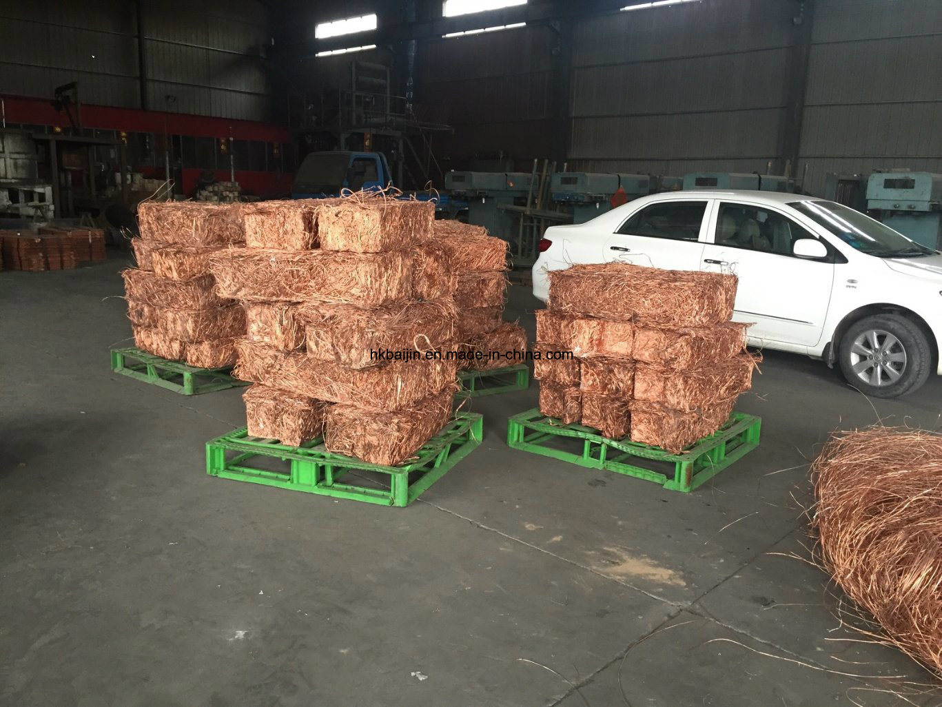 high purity Copper Wire Scrap 99.9% min / Copper Scrap MillBerry