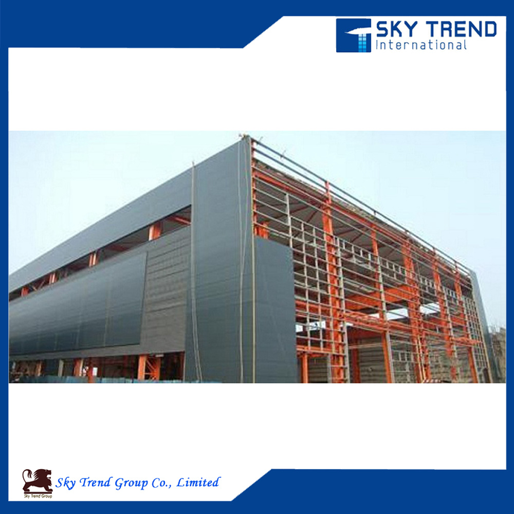 Steel Structure Building for Workshop