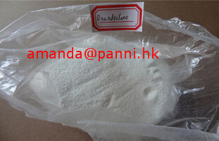 Anabolic Steroid Anavar Positive Bodybuilding White Crystalloid Powder for Man Muscle Growth