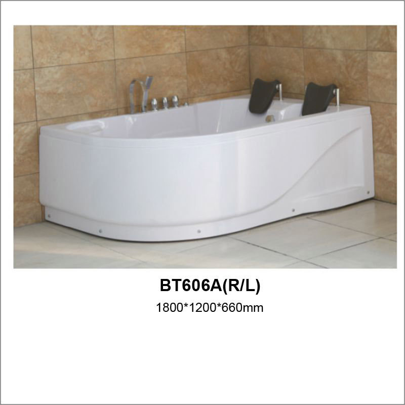 Two Persons Luxury Massage Bathtub