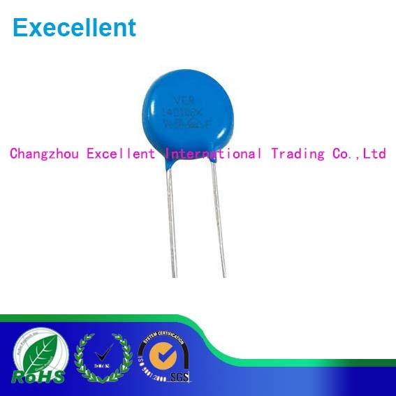 High Quality of Varistor 18 to 1800V DC