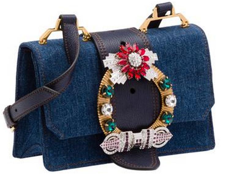 Street Fashion Designer Women Shoulder Handbags with Gold Chain (BDX-171015)