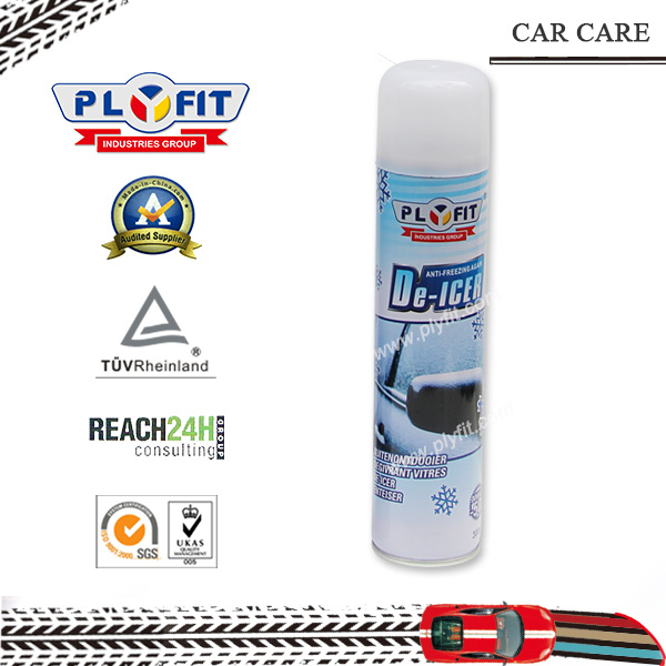 Car Care De-Ice Spray