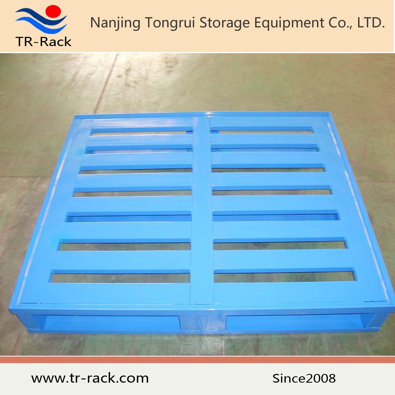 Customized Warehouse Storage Heavy Duty Steel Metal Pallet