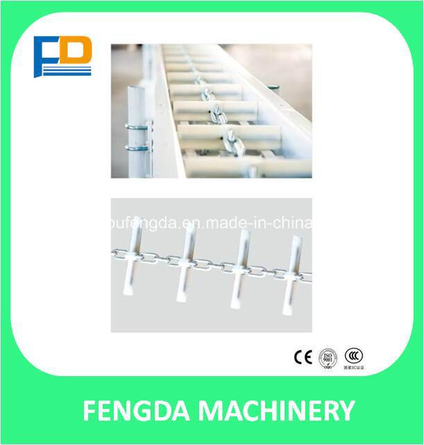 Horizontal Scraper Chain Conveyor (TGSU16)