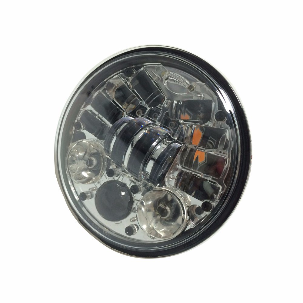 5.75′′ LED Headlights for Harley Motorcycle J209